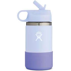 Hydro Flask Wide Mouth Straw Lid Flaske Børn, violet/blå